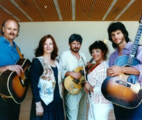 With The Mountain Folk Singers 1990's