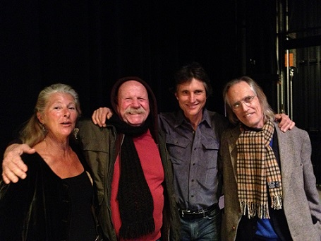 With Laura Benward, Barry McGuire and John York
